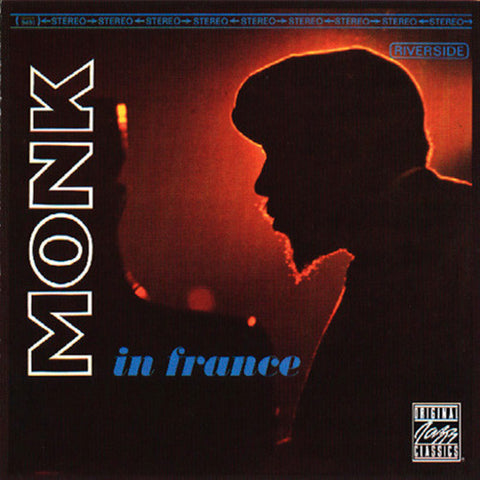 Thelonious Monk - In France on LP - direct audio