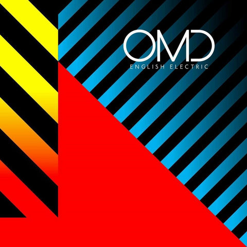OMD - English Electric on 180g LP + CD - direct audio