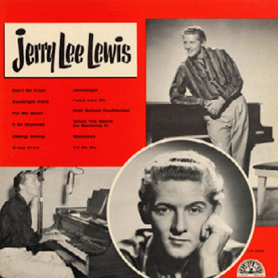 Jerry Lee Lewis - Jerry Lee Lewis 140g Vinyl LP - direct audio