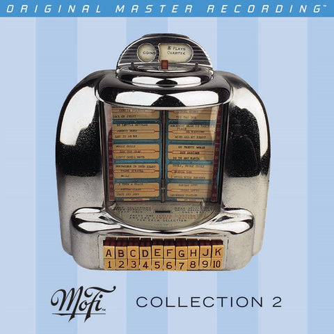 Mobile Fidelity Collection Volume 2 - on Numbered Limited Edition Hybrid SACD from Mobile Fidelity - direct audio