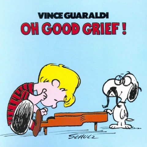 Vince Guaraldi - Oh Good Grief! 50th Anniversary Colored Vinyl LP