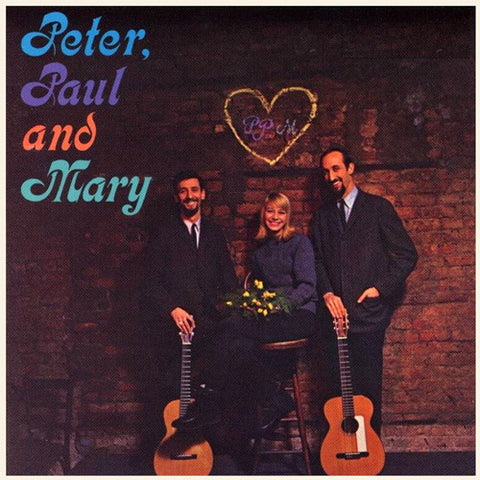 Peter, Paul And Mary - Peter, Paul And Mary on Numbered Limited Edition 180g 45RPM Vinyl 2LP - direct audio