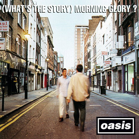 Oasis - (What's The Story) Morning Glory? on 180g 2LP + Download w/ Bonus Material - direct audio