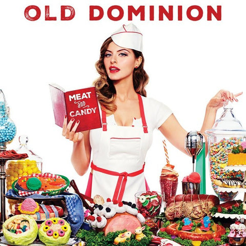 Old Dominion - Meat and Candy on CD - direct audio