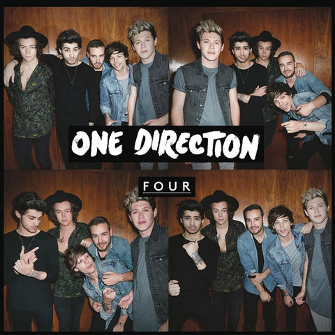 One Direction - Four Vinyl 2LP (Out Of Stock) Pre-order - direct audio