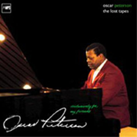 Oscar Peterson - The Lost Tapes 180g LP 180g Import Vinyl LP - direct audio