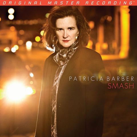 Patricia Barber - Smash on Numbered Limited Edition Hybrid SACD from Mobile Fidelity - direct audio