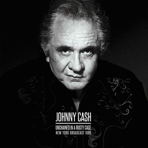 Johnny Cash - Unchained In A Rusty Cage Deluxe Limited Edition Import Vinyl 2LP - direct audio