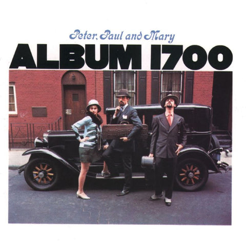 Peter, Paul And Mary - Album 1700 on Hybrid SACD - direct audio