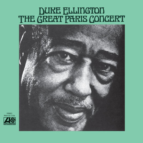 Duke Ellington - The Great Paris Concert on 180g Import 2LP - direct audio
