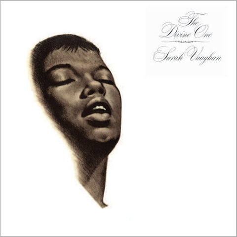 Sarah Vaughan - The Divine One on 180g LP - direct audio