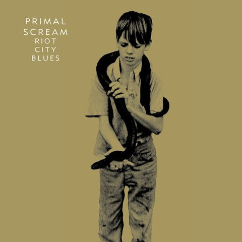 Primal Scream - Riot City Blues on Numbered Limited Edition 180g 2LP - direct audio