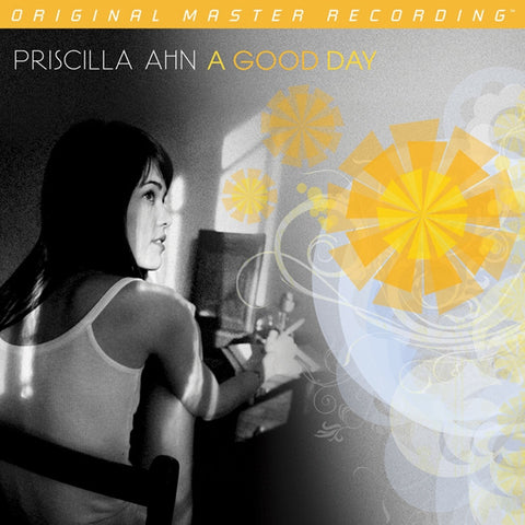 Priscilla Ahn - A Good Day on Numbered Limited Edition 180g LP from Mobile Fidelity - direct audio