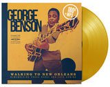 George Benson - Walking to New Orleans: Remembering Chuck Berry and Fats Domino Colored 180g Vinyl LP - direct audio