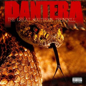 Pantera - The Great Southern Trendkill 180g Vinyl 2LP (Out Of Stock) Pre-order - direct audio