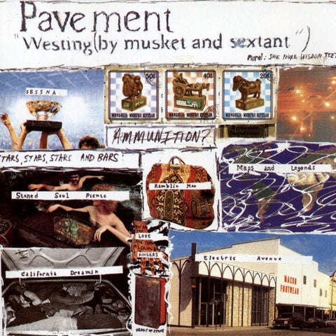Pavement - Westing (By Musket And Sextant) on LP - direct audio