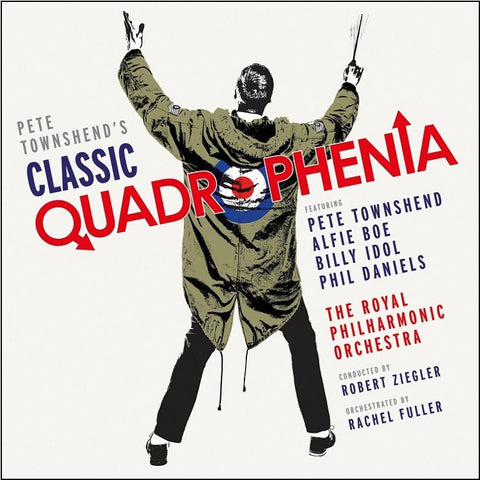 Pete Townshend, Alfie Boe, Billy Idol And Phil Daniels Pete Townshend's Classic Quadrophenia on 180g 2LP + Download - direct audio