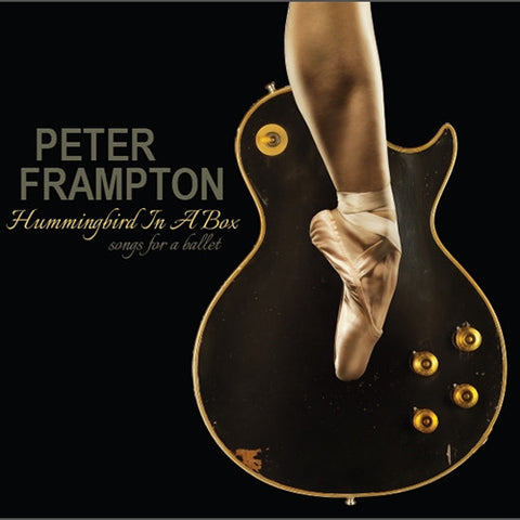 Peter Frampton - Hummingbird In A Box: Songs For A Ballet on LP (Awaiting Repress) - direct audio