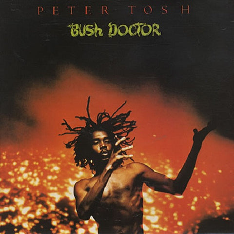 Peter Tosh - Bush Doctor on Numbered Limited Edition 180g LP - direct audio - 1