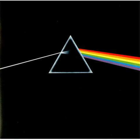 Pink Floyd - Dark Side Of The Moon on 180g Vinyl LP + Download - direct audio