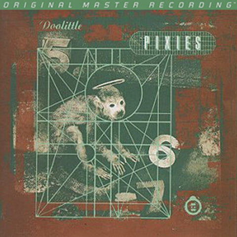 Pixies - Doolittle on Numbered Limited-Edition Hybrid SACD from Mobile Fidelity - direct audio