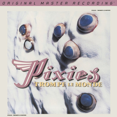 Pixies - Trompe le Monde on Numbered Limited Edition 180g LP from Mobile Fidelity - direct audio