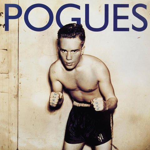 The Pogues - Peace And Love 180g Vinyl LP - direct audio