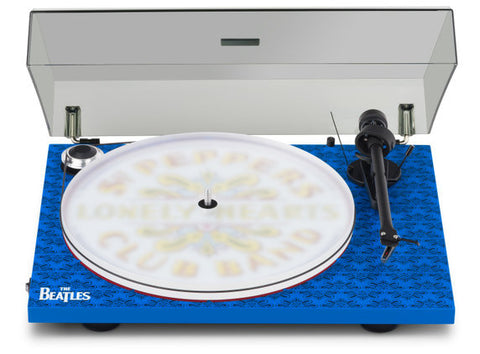 Pro-Ject - Sgt. Peppers Special Edition Turntable at direct audio