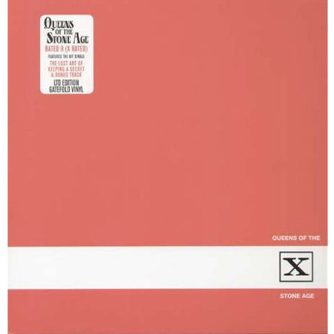 Queens Of The Stone Age - Rated R Import Vinyl LP - direct audio