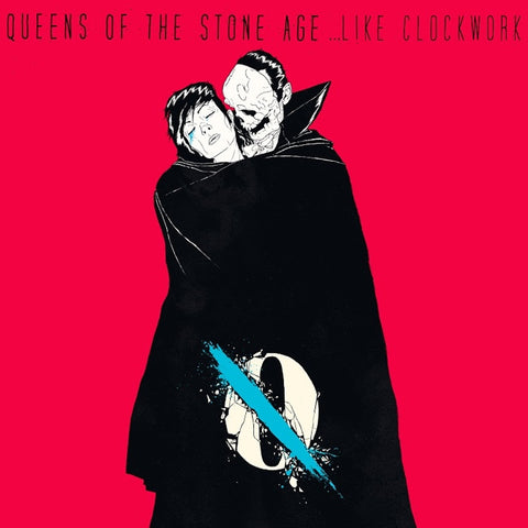 Queens Of The Stone Age - ...Like Clockwork on 45RPM Vinyl 2LP + MP3 Coupon - direct audio