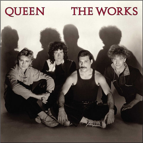Queen - The Works on 180g LP - direct audio
