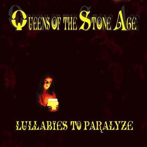 Queens Of The Stone Age - Lullabies To Paralyze 180g Import Vinyl 2LP w/D-Side Etching - direct audio
