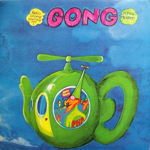 Gong - Flying Teapot 180g Colored Import Vinyl LP (Out Of Stock) - direct audio