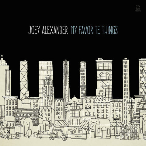 Joey Alexander - My Favorite Things on CD - direct audio