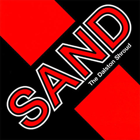 Sand - The Dalston Shroud on Import 2LP - direct audio