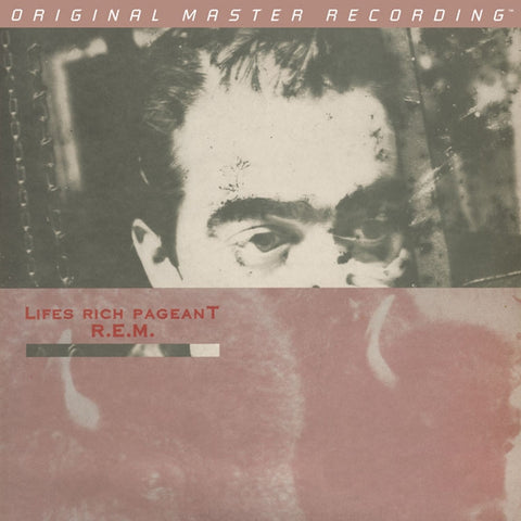 R.E.M. - Lifes Rich Pageant on Numbered Limited Edition 180g LP from Mobile Fidelity - direct audio