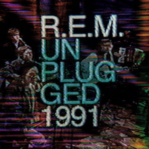 R.E.M. - MTV Unplugged: 1991 2LP - direct audio