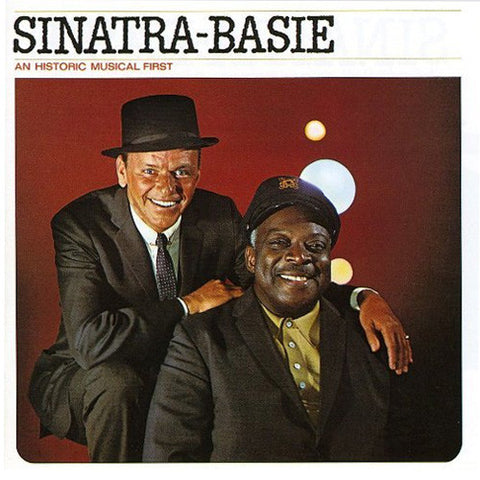 Frank Sinatra - Sinatra-Basie: An Historic Musical First on 180g LP - direct audio