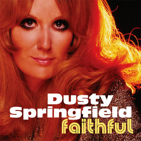 Dusty Springfield - Faithful Limited Edition Colored Vinyl LP (Awaiting Repress) - direct audio
