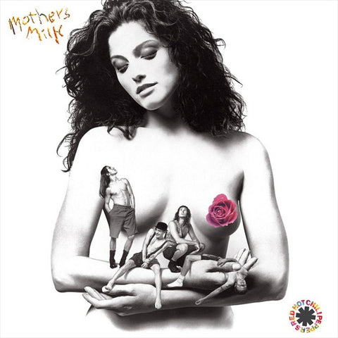 Red Hot Chili Peppers - Mothers Milk 180g Vinyl LP - direct audio
