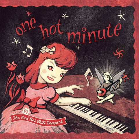 Red Hot Chili Peppers - One Hot Minute Vinyl LP - direct audio