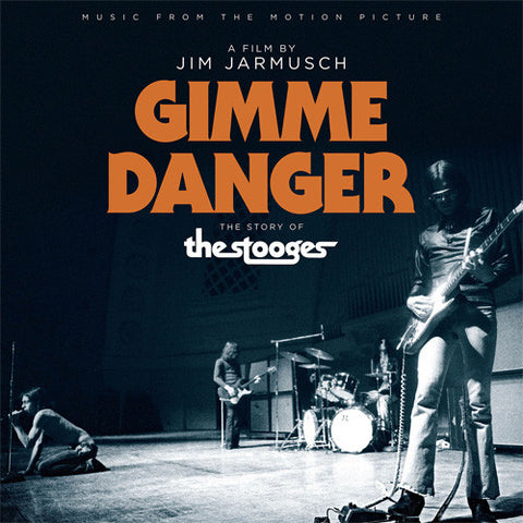 Jim Jarmusch - Gimme Danger: The Story of The Stooges Soundtrack Vinyl LP - direct audio