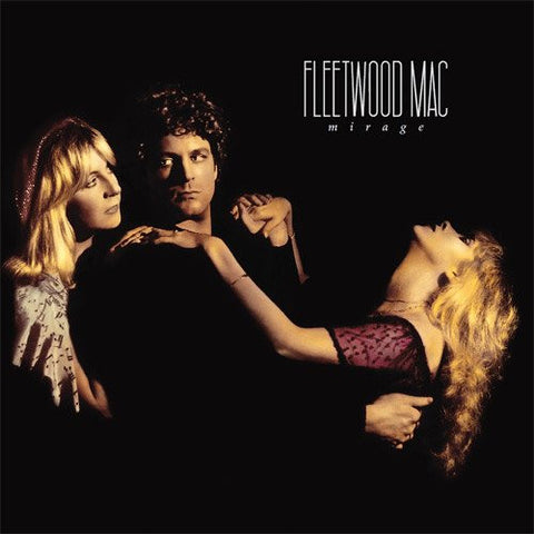 Fleetwood Mac - Mirage Vinyl LP - direct audio