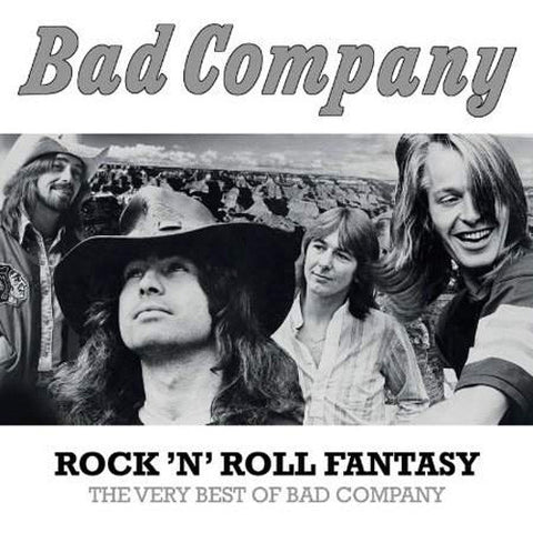 Bad Company - Rock 'n' Roll Fantasy: The Very Best Of Bad Company 180g Vinyl 2LP - direct audio