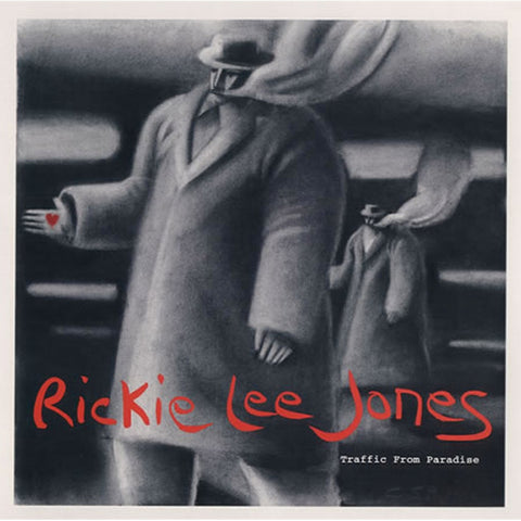 Rickie Lee Jones - Traffic From Paradise on 200g LP - direct audio