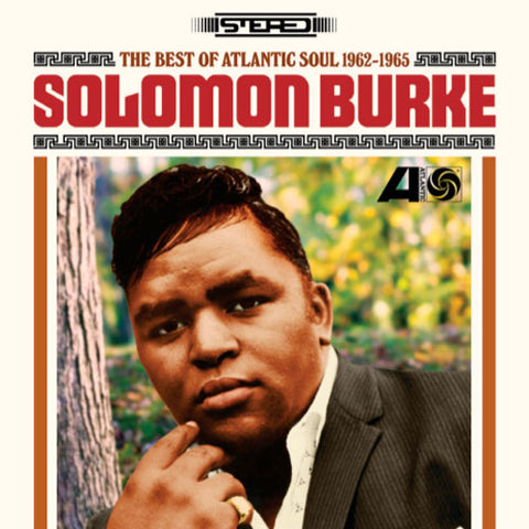 Solomon Burke - The Best of Atlantic Soul 1962-1965 Numbered Limited Edition 180g Vinyl LP - direct audio