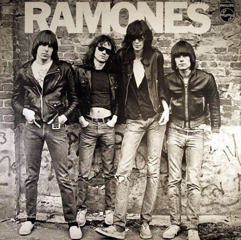 Ramones Ramones 40th Anniversary Deluxe Edition on Numbered Limited Edition 180g Mono Vinyl LP + 3CD - direct audio