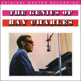 Ray Charles - The Genius of Ray Charles on Numbered Limited Edition Hybrid SACD from Mobile Fidelity - direct audio