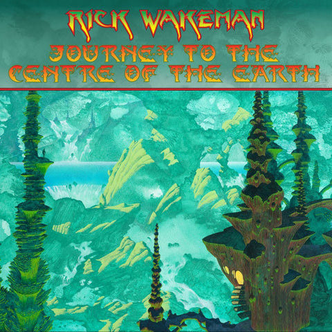 Rick Wakeman - Journey to the Centre of the Earth Vinyl LP - direct audio