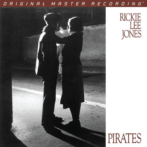 Rickie Lee Jones - Pirates on Numbered Limited-Edition 180g LP from Mobile Fidelity - direct audio